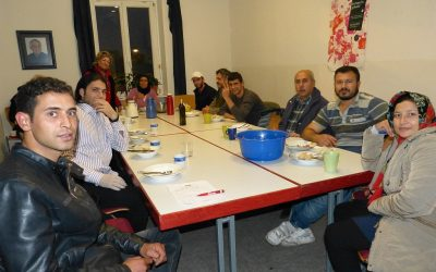 Küka – Kochen mit Flüchtlingen