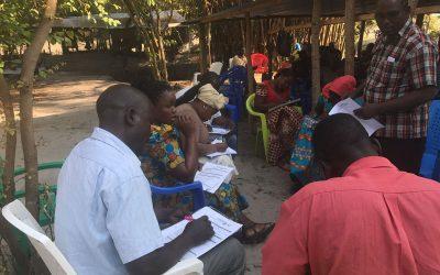 Nachhaltiger Ausbau der Spargruppen in Tansania