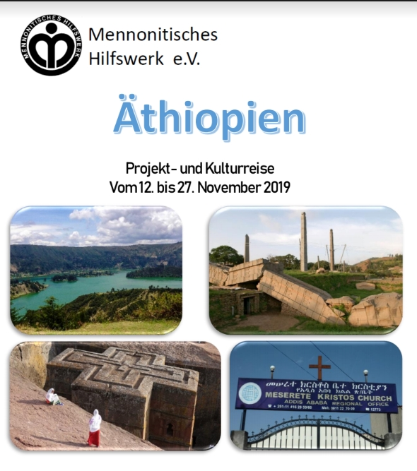 Projekt- und Kulturreise nach Äthiopien