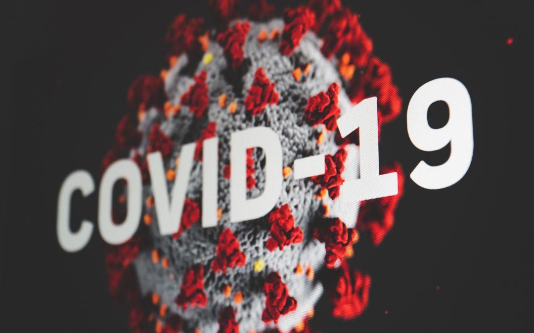 Weltweite Not durch Covid-19-Pandemie