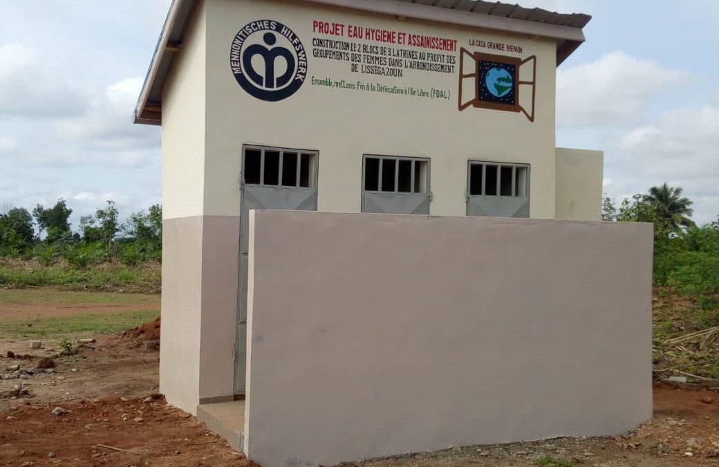 Neues aus Benin – Water4Aligoudu