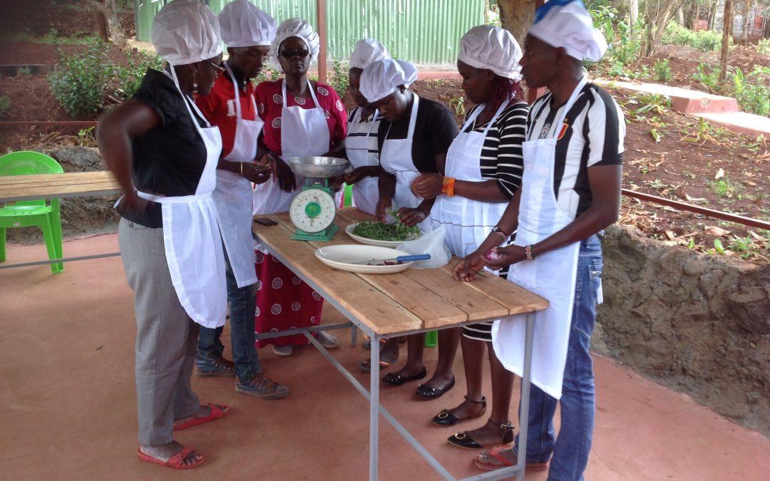 Neues vom Angolo Community Development Centre-Women Development Programm in Kenia