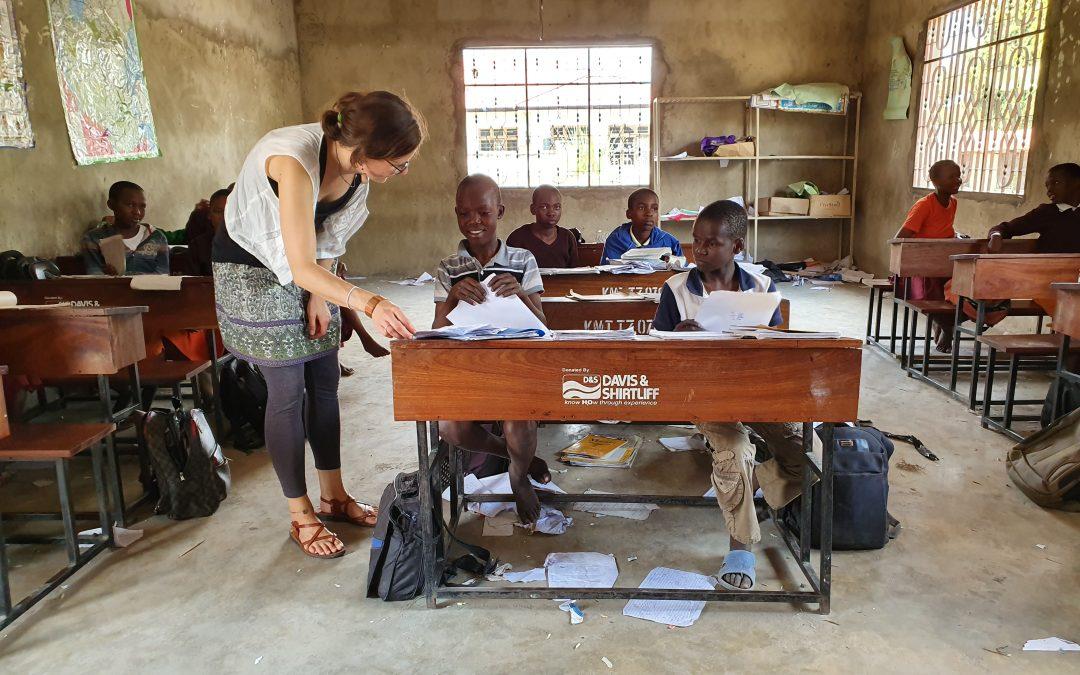 Tanzania- Dar-es-Salaam – Nyantira