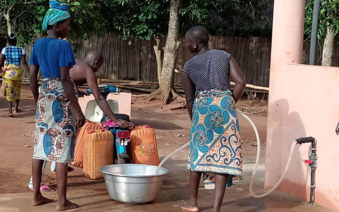 Trinkwasser in Benin